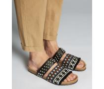 Safari Ethno Berk Sandals