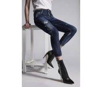 Top Spot Medium Hockney Jeans