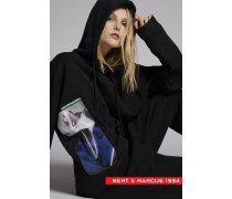 Mert & Marcus 1994 x Dsquared2 Slouch Hooded Sweatshirt