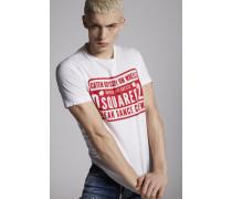 Break Dance Crew Cotton Jersey T-Shirt