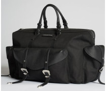 Hawaiian Rocker Gothika Duffle Bag