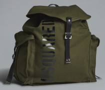 Military Punk Ryan Backpack