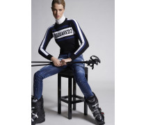 Wool Dsquared2 Ski Pullover