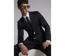 Mini Houndstooth Manchester Suit