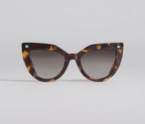 Brille Dunkelbraun