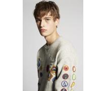 Scout Patch Fleece Sweatshirt