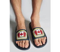 Canadian Flag Slides