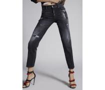 Night Stellata Boyfriend Jeans