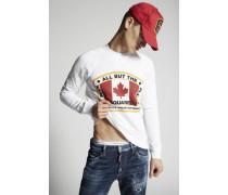 D2 Canadian Flag Sweatshirt