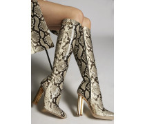 Urban City Life Heeled Boots