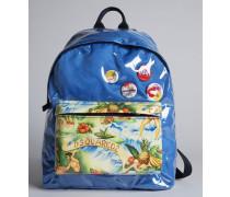 Hawaiian Rocker Hawaii Island Backpack