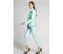 Silk Cotton Tux Hockney Pants