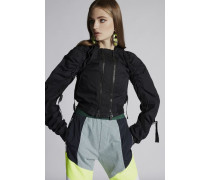 Stretch Cotton Twill Sparrowhawk Bomber