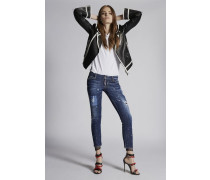Perfection Jennifer Cropped Jeans