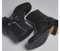 50's Rock Easyride Ankle Boots