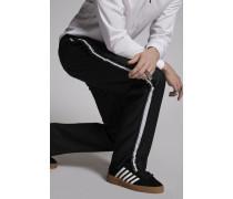 Silk Wool Gym Pants