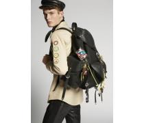 Hawaiian Rocker Gothika Backpack