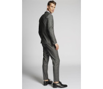 Tropical Weight Stretch Worsted Wool Napoli Suits