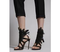 Disco Lolita Rodeo Girl Sandals