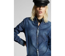 Button Down Denim Dean's Hemd