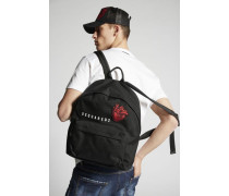 Bad Scout Heart Patch Backpack