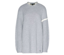 Oversize Spacer Wool Sweater