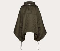 Valentino Uomo Gestepptes Oversize-cape S