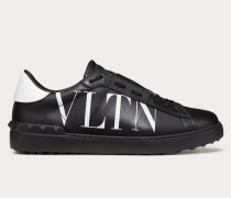 Valentino Garavani Uomo Offene Sneakers mit Vltn-print