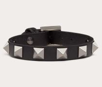 Valentino Garavani Armband Rockstud Noir