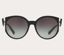 Valentino Occhiali Ovale Sonnenbrille aus Acetat