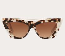 Valentino Occhiali Cateye-Sonnenbrille aus Acetat