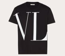 Valentino Uomo T-shirt mit Maxi-vltn Print S