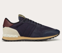 Valentino Garavani Uomo Sneakers Rockrunner aus Stoff