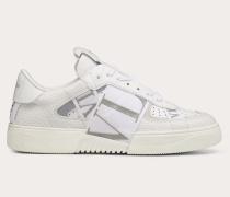 Sneakers Vltn aus Kalbsleder mit Bändern