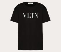 Valentino Bedrucktes T-shirt Vltn XS