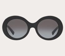 Valentino Occhiali Vintage-Sonnenbrille aus Acetat
