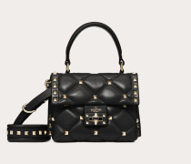 Valentino Garavani Mini-handtasche Candystud aus Nappaleder