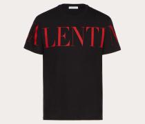 Valentino Uomo T-shirt mit Valentino Print XS