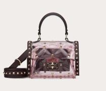 Valentino Garavani Mini-handtasche Candystud aus Farbigem Polymermaterial