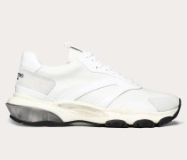 Valentino Garavani Uomo Besprühte Sneakers Bounce