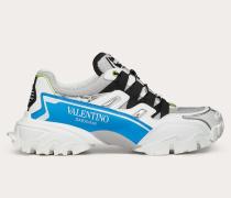 Valentino Garavani Uomo Spiegelnde Climbers Sneakers