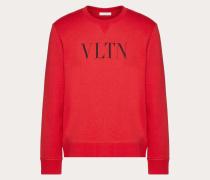 Valentino Uomo Rundhalssweatshirt Vltn S