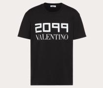 Valentino Uomo T-shirt mit 2099 Valentino Print XS