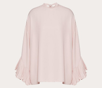 Valentino Top aus Georgette