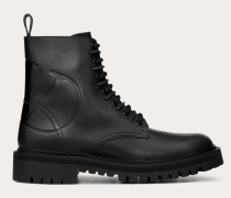 Valentino Garavani Combat Boots mit Vlogo