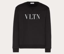 Valentino Uomo Rundhalssweatshirt Vltn XL