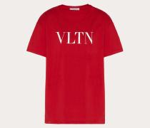 Valentino Bedrucktes T-shirt Vltn M