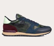 Valentino Garavani Uomo Sneakers Rockrunner in Camouflage-Optik