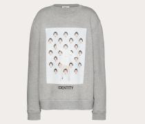 Valentino Sweatshirt mit Izumi Miyazaki-print XS