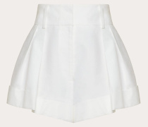Shorts aus Cotton Cady